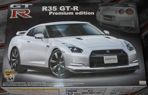 Nissan GT-R R35 2014 Model Pure edition