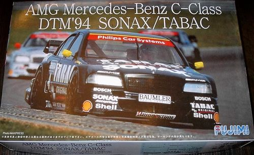 AMG Mercedes-Benz C-Class DTM ´94 Sonax/Tabac