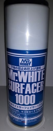 Mr.White Surfacer Grundierung 1000